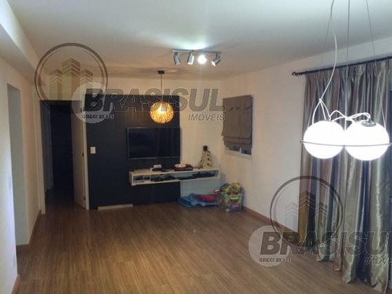 Apartamento Para Venda, 3 Dormitórios, Chácara Santo Antônio - São Paulo - 6324