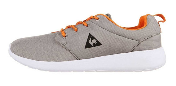 Zapatillas Le Coq Sportif Ione Solid Plomb Orange (7368)