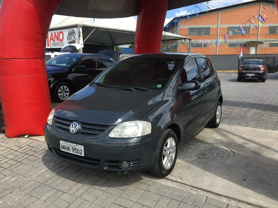 Volkswagen Fox 1.0 Mi Plus 8v Flex 4p Manual 2007/2007