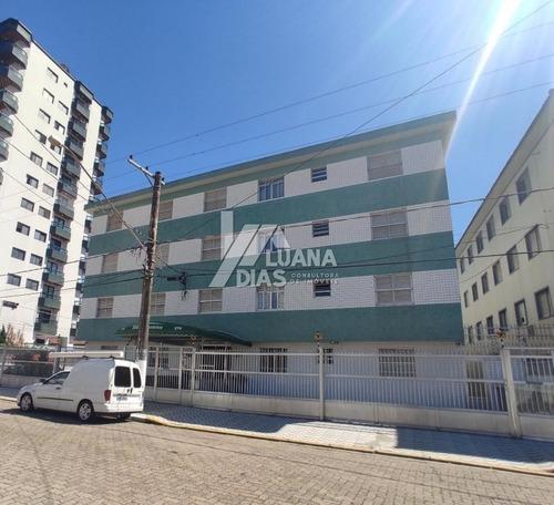 Apartamento A Venda No Bairro Guilhermina - Praia Grande, Sp - Dg25023