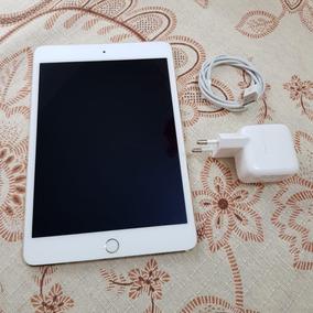 1099 Apple iPad Mini 4 32gb Wi-fi Gold Tela Retina Mny32ll/a