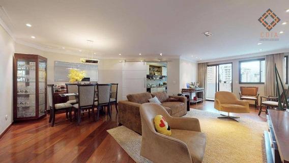 Apartamento Com 4 Dormitórios À Venda, 158 M² Por R$ 1.500.000 - Vila Pompeia - São Paulo/sp - Ap45931