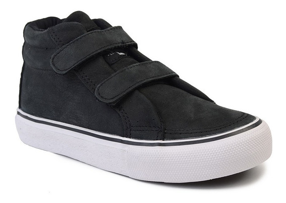 Zapatillas De Niño Rusty Wiz Black Prism