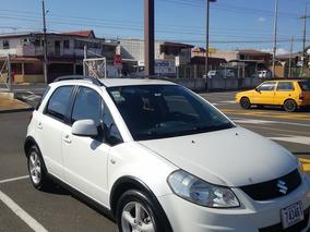 Suzuki Sx4 Hatchback Japon Blanco Lindo