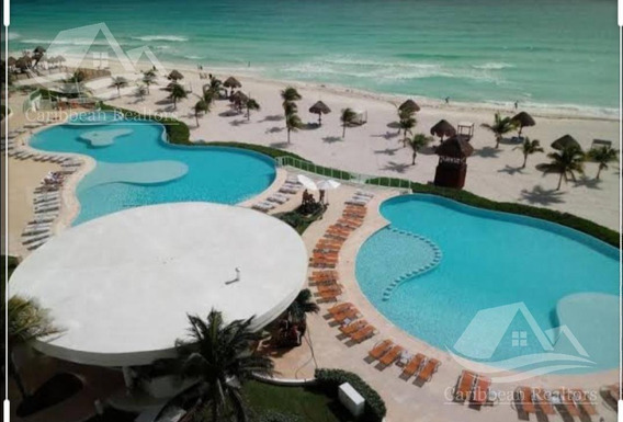 Departamento En Venta En Cancun / Zona Hotelera/ Bay View Grand