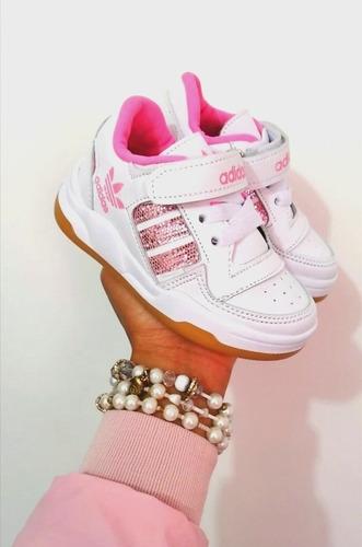 Zapatos Tenis Deportivos  Para Niñas Bebés Envío Gratis