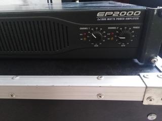 Potencia Behringer Europower 2000