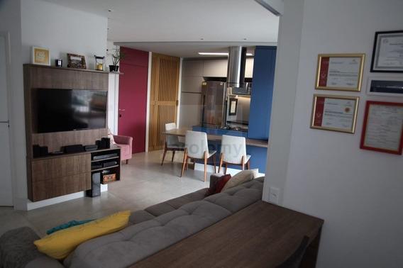 Ref: 3869 Apartamento No Alpha Style - Alugado Com Renda - 3869