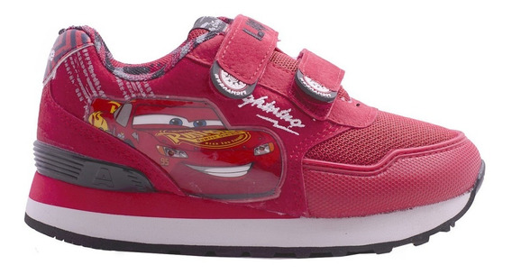 Addnice Zapatillas Niño Running Cars Speed Velcro