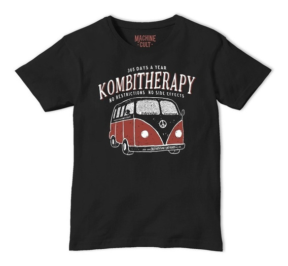 Camiseta Perua Kombi - Kombitherapy