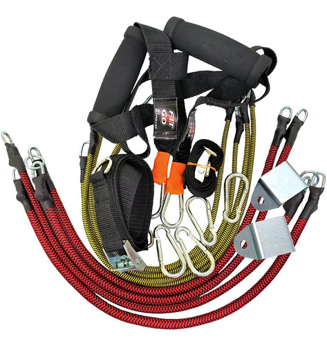 Elásticos Para Exercícios Fittogo Cord 70 Revestido (seguro)