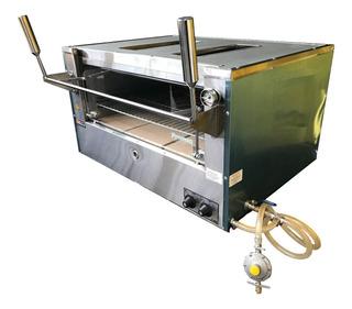 Forno Gás 500° Pizza Esfiha Infravermelhos 70x60 Progin-3
