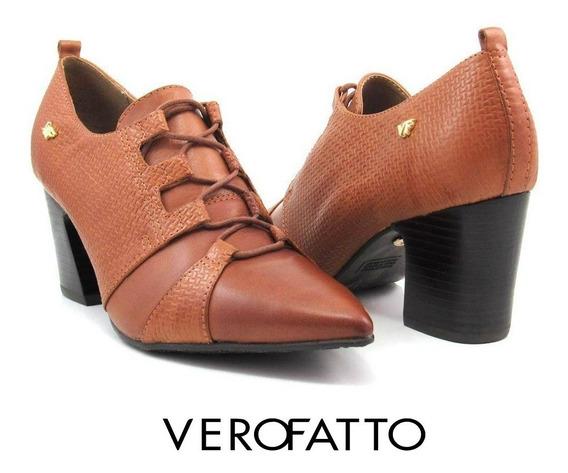 Sapato Verofatto Ankle Boot - 6013