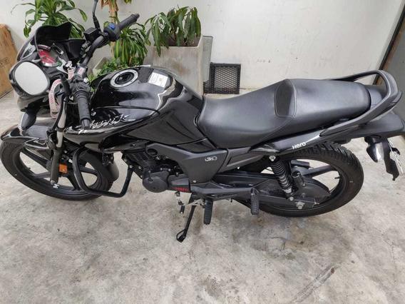Hero Hunk 150cc I3s Oferta 2018 3500 Km