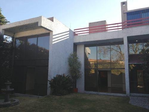 Casa En Renta En Parques Del Pedregal