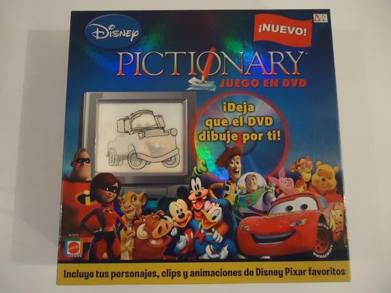 Pictionary Juego De Dvd De Disney