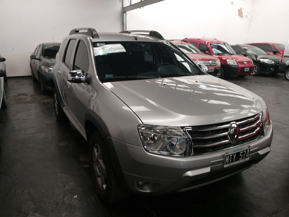 Renault Duster Luxe 2.0 Navegador (ch)