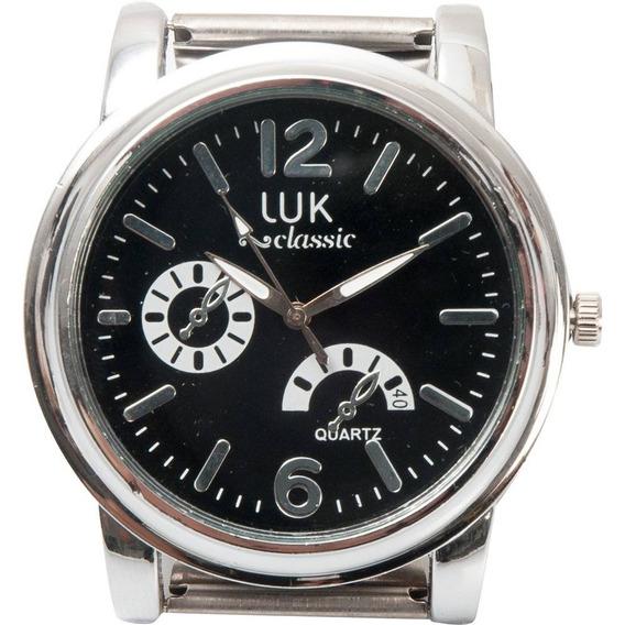 Relógio Masculino Luk Analógico Clássico Gs1elwj3664