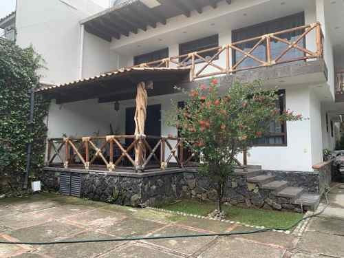 Valle-preciosa Casa En Condominio Amueblada