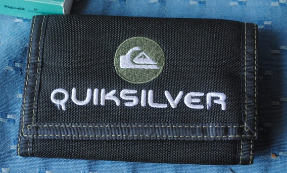 Billetera Quicksilver