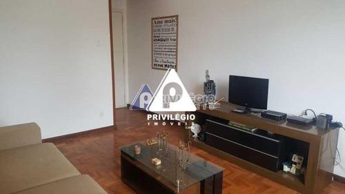 Imagem 1 de 18 de Apartamento À Venda, 2 Quartos Com Vista Livre, 1 Vaga, Flamengo - Rio De Janeiro/rj - 2686
