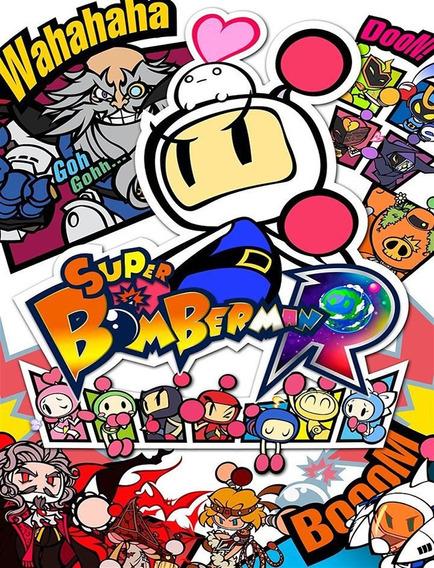 Super Bomberman R Português Pc - 100% Original (steam Key)