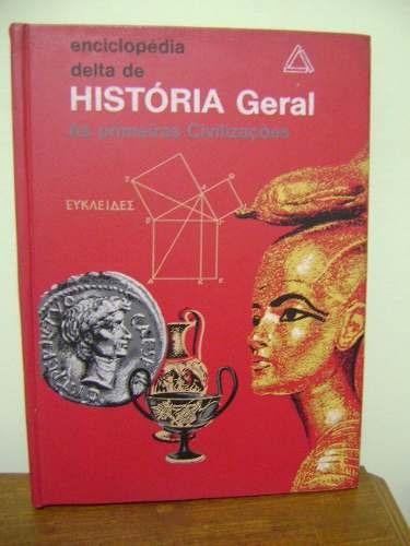 Livro Enciclopedia Delta História Weiss - 5 Volumes