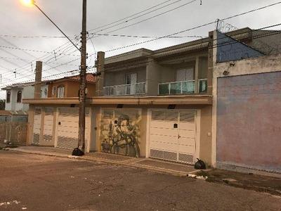 Casa Para Venda, 3 Dormitórios, Vila Clarice - São Paulo - 1295