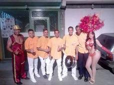 Grupo De Samba Y Tambor