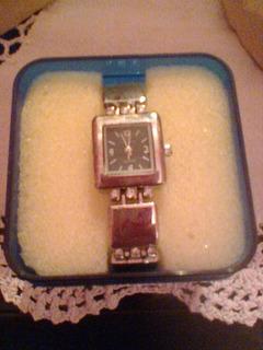Reloj De Mujer Montreal Con Strass