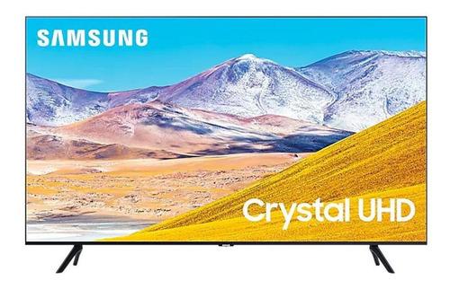 Imagen 1 de 6 de Televisor Samsung 58  Smart Tv Crystal 4kuhd Tu8000 Control