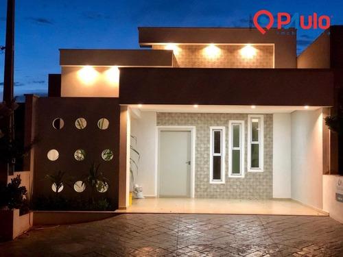 Casa Em Condominio - Agua Branca - Ref: 14579 - V-14579