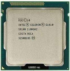 Processador Intel Celeron G1610 Lga 1155 2.6ghz Sem Cooller