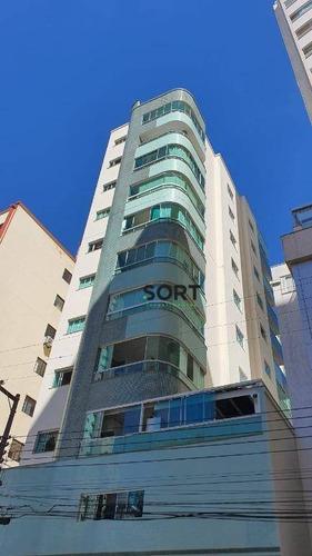 Imagem 1 de 21 de Apartamento No Residencial Ravel, Balneário Camboriú - Ap1315