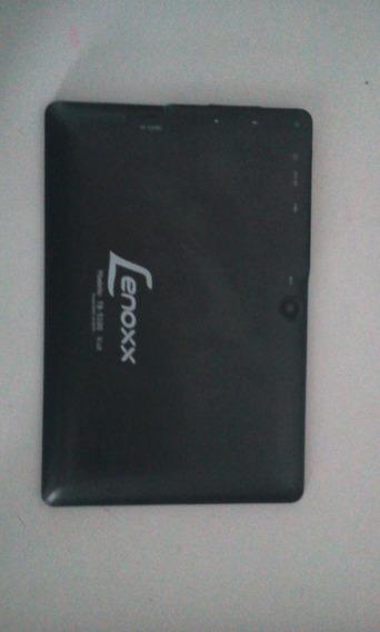 Tampa Do Fundo + Moldura Tablet Lenoxx Tb5100 Preto