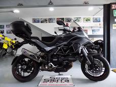 Ducati Multistrada1200s Gris 2014