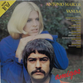 Lp Antonio Marcos E Vanusa(amigos)1987