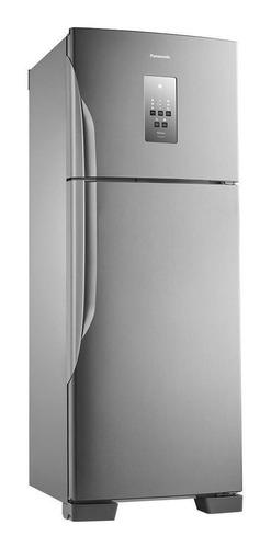 Geladeira/refrigerador 483 Litros 2 Portas Inox - Panasonic - 110v - Nr-bt55pv2xa