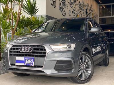 Audi Q3 2017 Ambition 1.4 Flex Com Teto Automatica