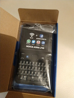 Nokia 210 Telcel $1199 Negro Con Envío