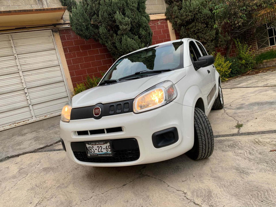 Fiat Uno 1.4 Attractive Manual 2016 Estereo Bt Aa Bolsas Abs