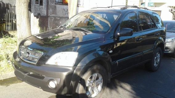 Kia Sorento Ex 4x4 Automatica V6 Todo Terreno