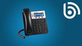 Telefone Sip 2 Linhas Poe Grandstream Gxp1625