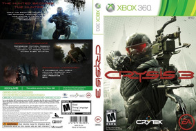 Crysis 3 Xbox 360 - Mídia Digital