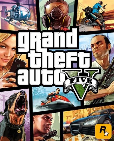 Grand Theft Auto V Online - Envio Imediato