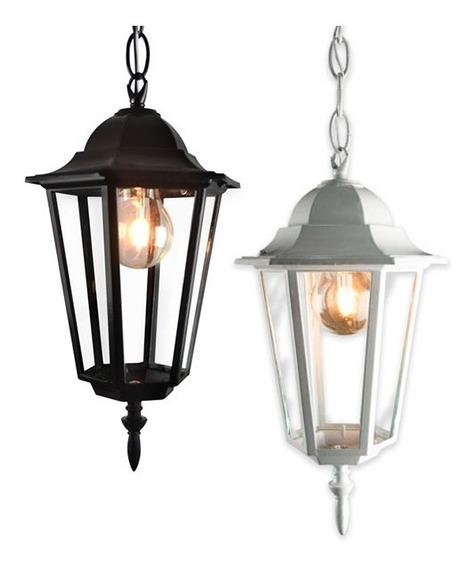 Lanterna Colonial Com Corrente