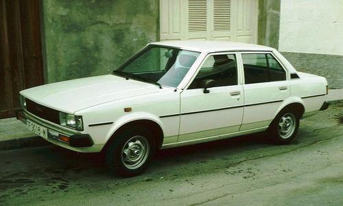 Manual De Taller Toyota Corolla (1979-1983) Español