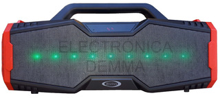Parlante Portatil Bluetooth Bombox + Sd/aux/usb