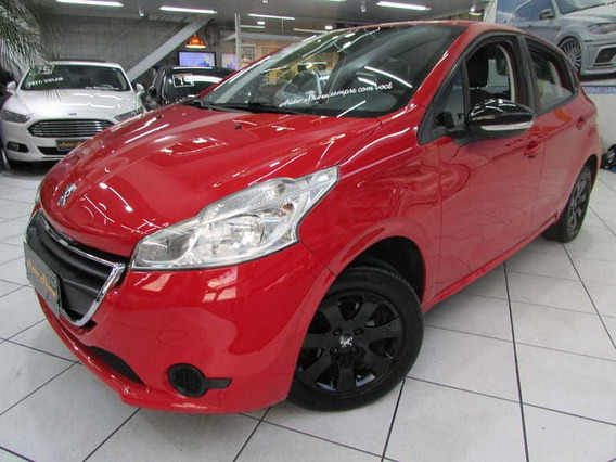 Peugeot - 208 Active 1.5 Flex 8v 5p 2014