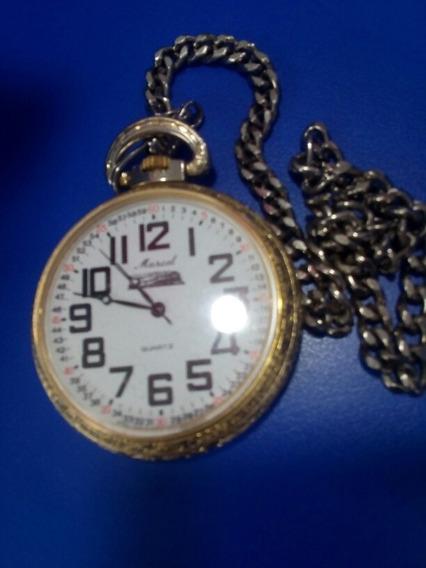Reloj Ferrocarrilero Marcel